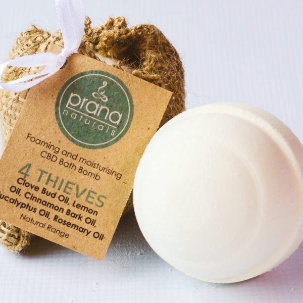 CBD 4 Thieves Bath Bomb