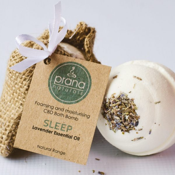 CBD Sleep Bath Bomb