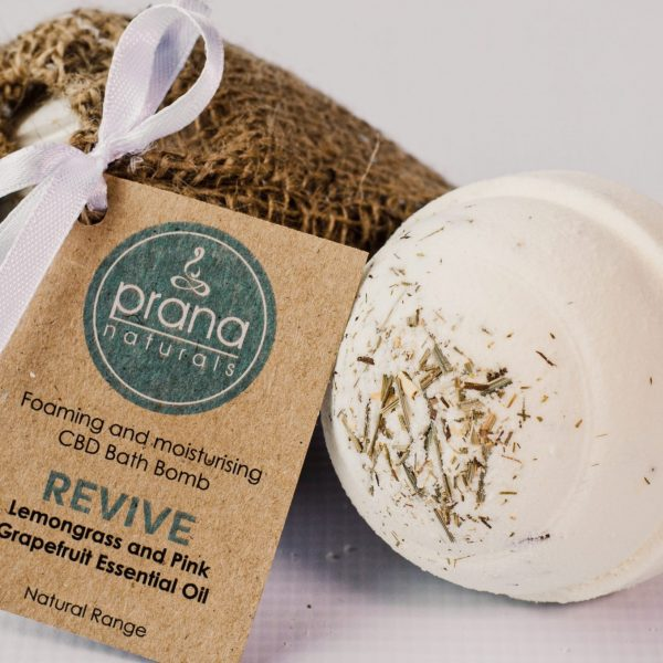 CBD Revive Bath Bomb