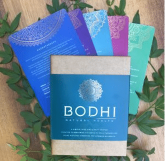 Bodhi Natural Health Cards
