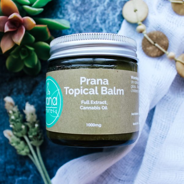 Prana Topical Balm – NO DMSO