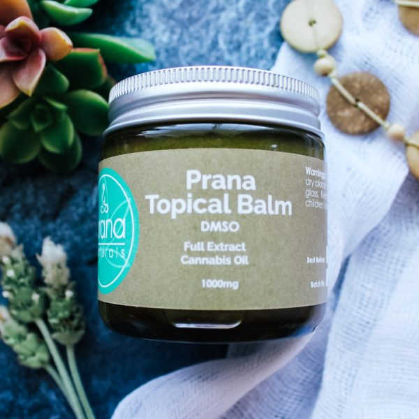 Prana Topical Balm DMSO