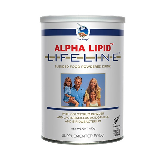 Alpha Lipid Lifeline Colostrum Breakfast Drink